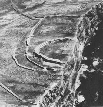 Форт Дун-Энгус на острове Инишмор (Ирландия)
