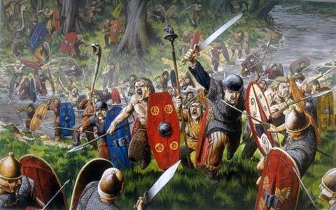 Боевые Традиции Кельтов